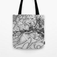Magic Force / Original A… Tote Bag