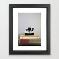 Instant Fun Framed Art Print