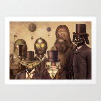 Victorian Wars (A2 Forma… Art Print