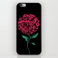 Beauty And The Beast iPhone & iPod Skin