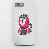 iPhone & iPod Case featuring Space On The Brain by Polite Yet Peculiar