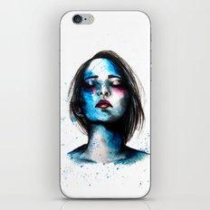 Sail // Fashion Illustration iPhone & iPod Skin
