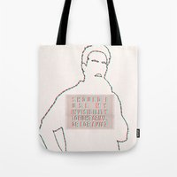 Should I Use My Invisibi… Tote Bag