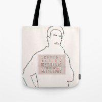 Should I Use My Invisibi… Tote Bag