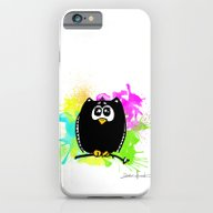The Owl Without Name ;) iPhone 6 Slim Case