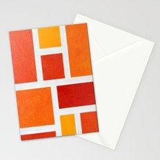 60's Mod Stationery Cards