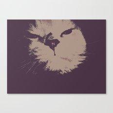 Renegade Cat Canvas Print