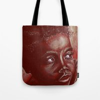 Think About Africa! Tote Bag