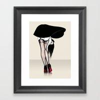 Bubble Gum! Framed Art Print
