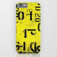 iPhone & iPod Case featuring Code by ayarti