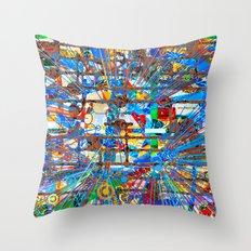 Shawn (Goldberg Variations #28) Throw Pillow
