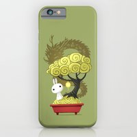 Bonsai Bunny iPhone 6 Slim Case