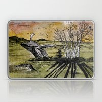 Breaching Whale  Laptop & iPad Skin
