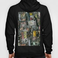 Dirty dishes Hoody