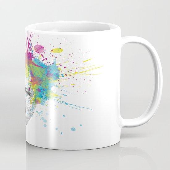 Colorful Scream Mug