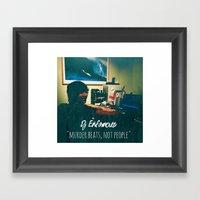 Enfamous Framed Art Print