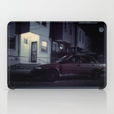 Red Camry iPad Case