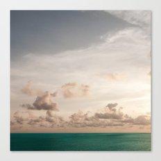Seascape No. 2 Canvas Print