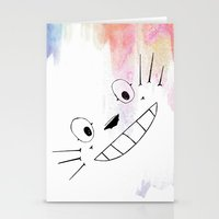Totoro Love Stationery Cards