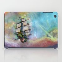 Mike's Tall Ship iPad Case