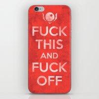 Public Service Announcem… iPhone & iPod Skin