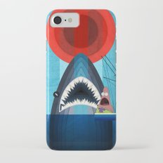 Gonna need a bigger boat Slim Case iPhone 7