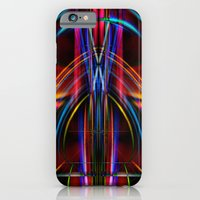 iPhone & iPod Case featuring The Barrier by Robin Curtiss