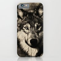 iPhone & iPod Case featuring The Gray by Texnotropio