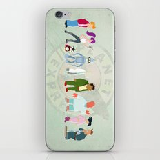Planet Express iPhone & iPod Skin
