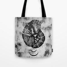 Fox Moon Tote Bag
