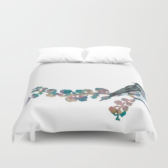 Branching Out.  Duvet Cover