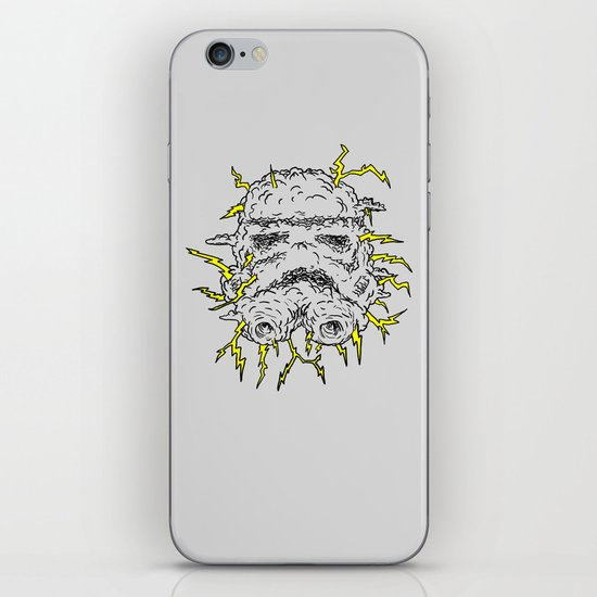 Stormy Trooper iPhone & iPod Skin
