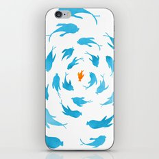 GO FISH iPhone & iPod Skin