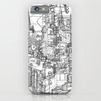 San Francisco! (B&W) iPhone 6 Slim Case
