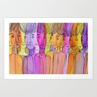 Them Art Print