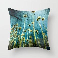 high flow::er Throw Pillow