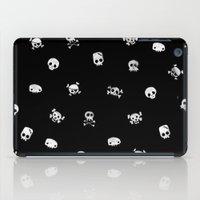 Cute Skull iPad Case
