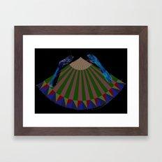 Fandy Hans Framed Art Print