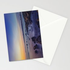 Sunset by the Sea Stationery Cards