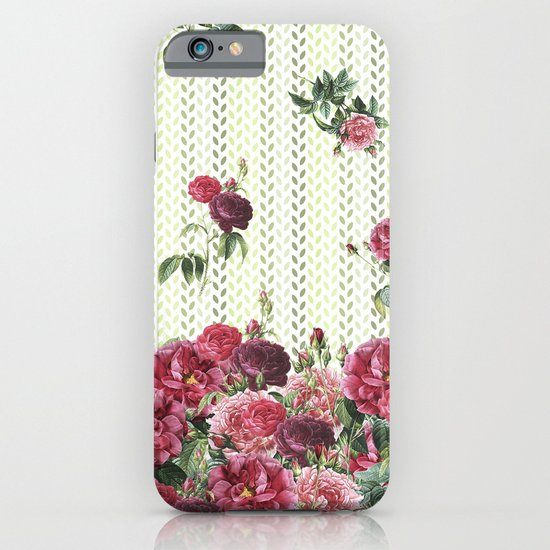 Rose Rain iPhone & iPod Case