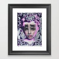 The Key By Alex Garant Framed Art Print