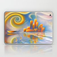 Dream City Laptop & iPad Skin
