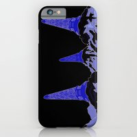 iPhone & iPod Case featuring Mountain Top Ice Cream by cheism