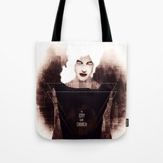 The City is my Church Tote Bag