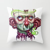 XA NOBLE2 Throw Pillow