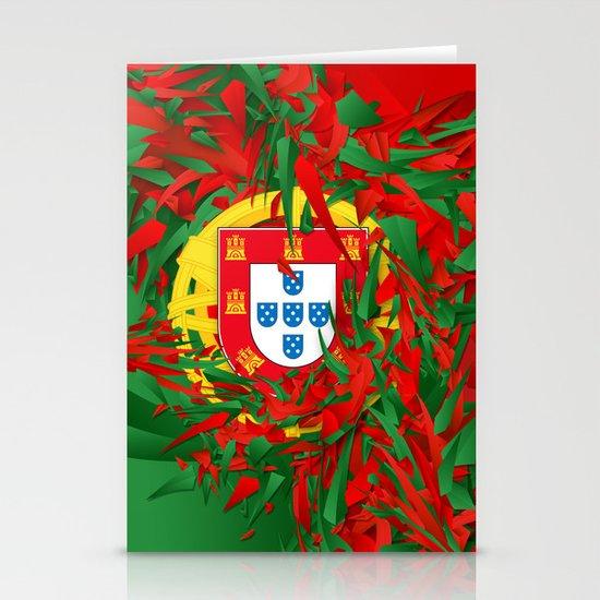 Portugal Stationery Card