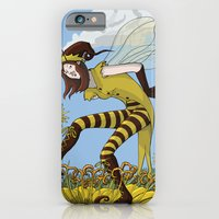 Pollen Dance iPhone 6 Slim Case