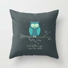 The Romantic Throw Pillow