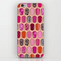 Nails iPhone & iPod Skin