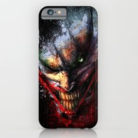iPhone & iPod Case featuring Madness is the Emergency Exit by Vincent Vernacatola
